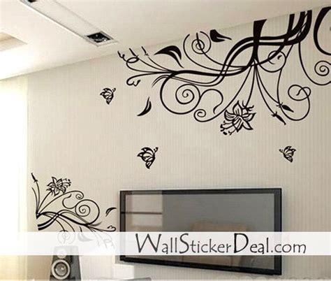Wall Sticker Decor wall decor vinyl stickers design ideas for house