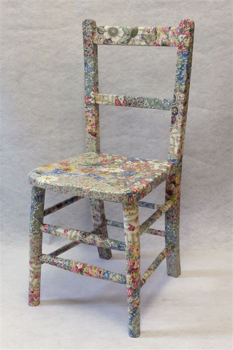 best varnish for decoupage furniture 25 unique decoupage chair ideas on diy