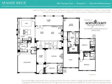 new home construction floor plans seaside ridge floor plans