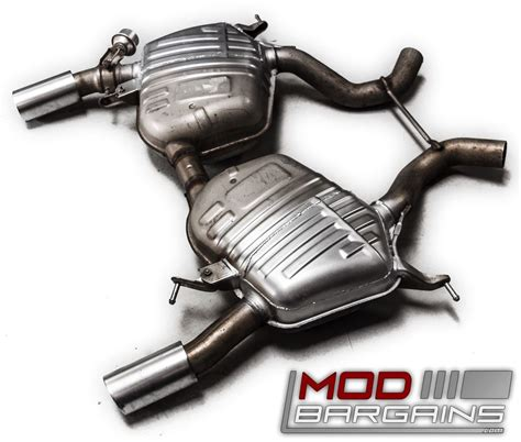 Bmw Performance Exhaust 335i by Modified Oem Exhaust For 335i 2008 12 E90 E92e93