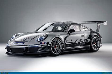 Porsche 911 Gt3 by Ausmotive 187 2013 Porsche 911 Gt3 Cup Revealed