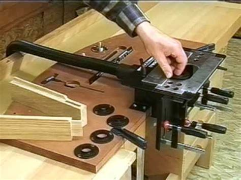 trend woodworking tools trend mortise tenon jig