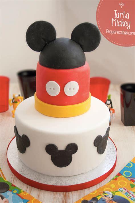decoracion tartas fondant paso a paso tarta fondant de mickey 161 paso a paso pequerecetas