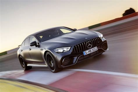 Mercedes Gt Coupe by Official 2019 Mercedes Amg Gt 4 Door Coupe Gt 53 Gt 63