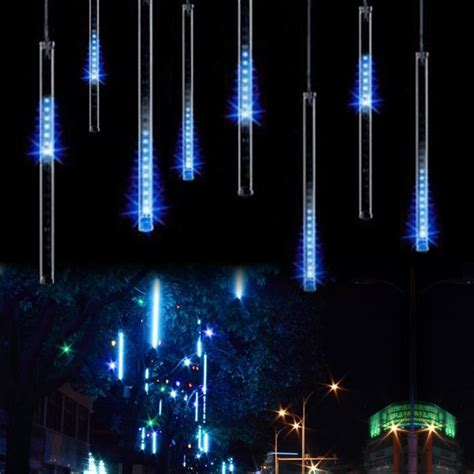 led cascading icicle lights buy wholesale drop lights from china