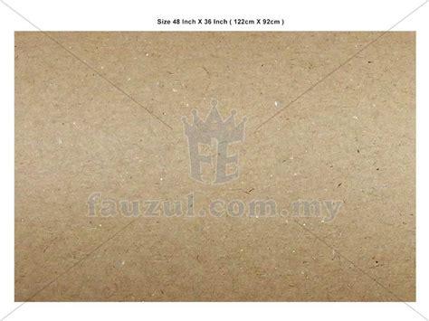 brown craft paper brown paper craft paper 10s 120g fauzul enterprise