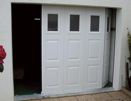 porte de garage coulissante domeau concept