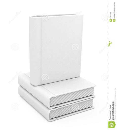 3d picture book 3d book with a blank cover stock photography image 17467252