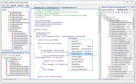 programs like studio the best free net decompilers the net reflector
