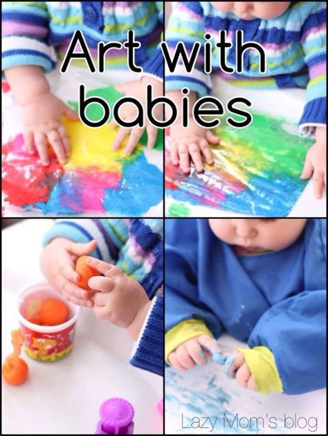 babys crafts with babies crafting creative and crafts