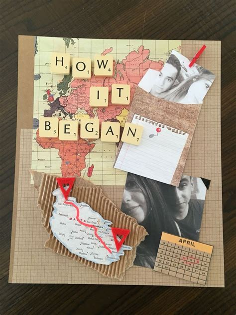 picture book for boyfriend 25 best ideas about scrapbook on