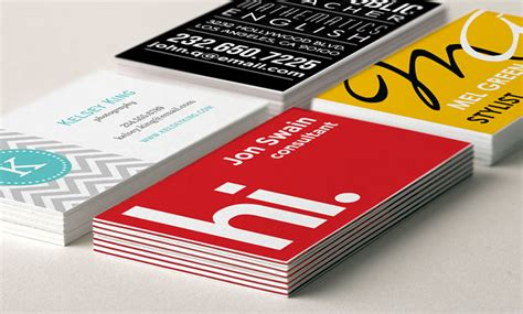 how to make personalized cards custom business cards make personalized business cards