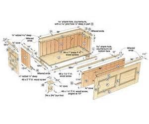 cedar chest woodworking plans cedar chest plans cedar chest designs