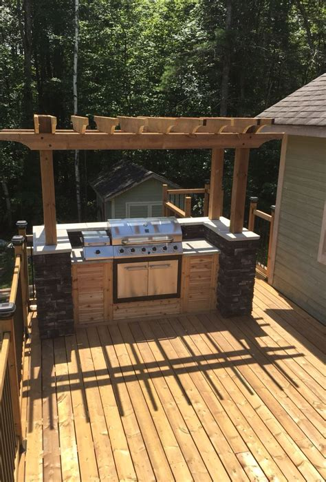 backyard bbq grill company 25 best ideas about built in bbq on outdoor