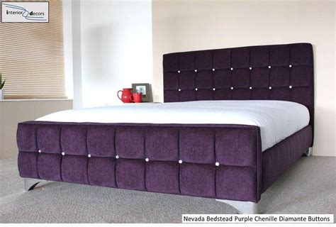 purple bed frame purple bed frame 199 89 upholstered bed with solid wood