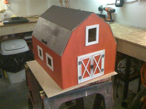 barn box woodworking plans build wooden barn shaped box plans plans bed