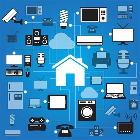 technology at home report 90 of homes at least 3 web connected device