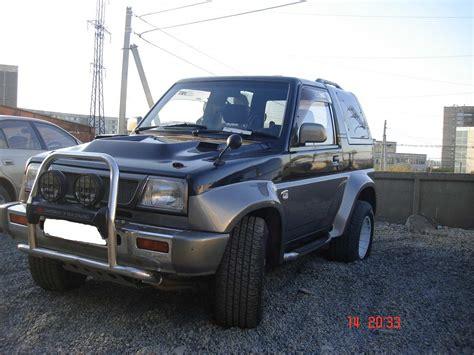 1990 Daihatsu Rocky by 1990 Daihatsu Rocky Photos 1 6 Gasoline Manual For Sale