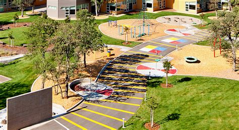landscape design school redding school for the arts playground design