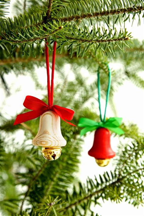 bells for decorations jingle bells images with ribbon