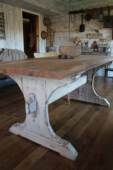 deco kitchen table oh i that rustic farmhouse table i want me a large
