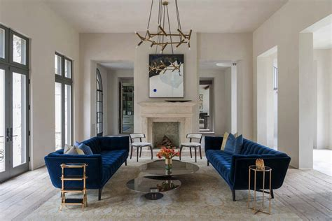 home interior style texan home features exquisite normandy style interior