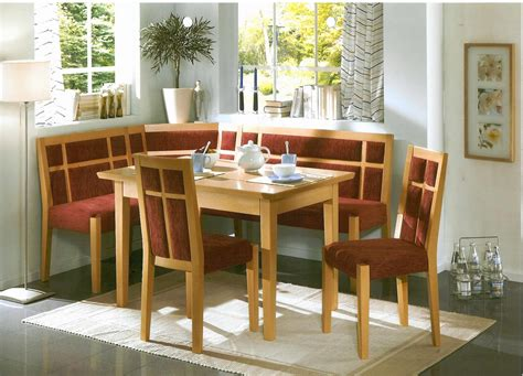 corner booth dining set table kitchen solid wood farmhouse stl kitchen nook corner bench booth