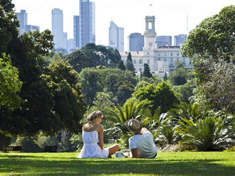 royal botanic gardens melbourne parks and gardens nature and wildlife melbourne