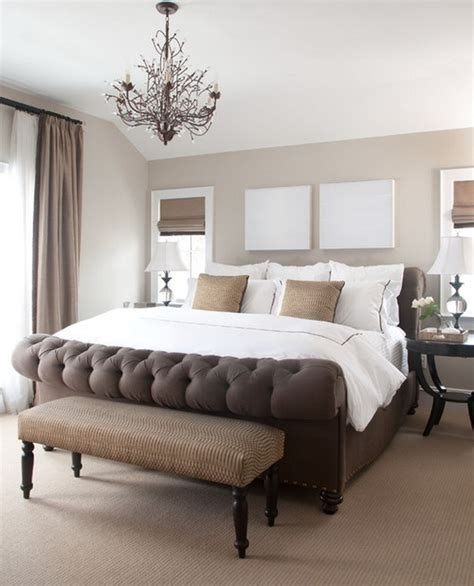 master bed master bedroom with king size bed loving the tufted
