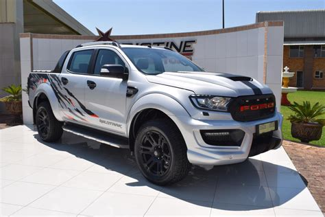 Ford Ranger 4x4 by 2018 Ford Ranger 3 2tdci 3 2 Wildtrak 4x4 Auto Cab