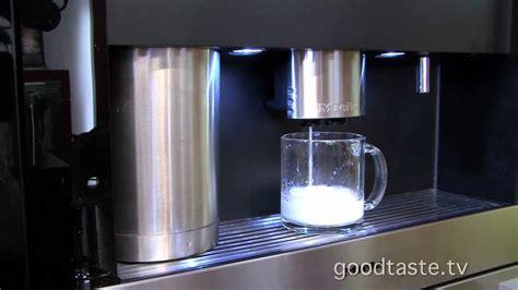 HomeWerks Built in Miele Coffee Machine.mov   YouTube