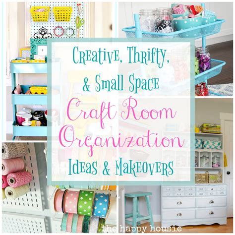 small crafts for creative thrifty small space craft room organization