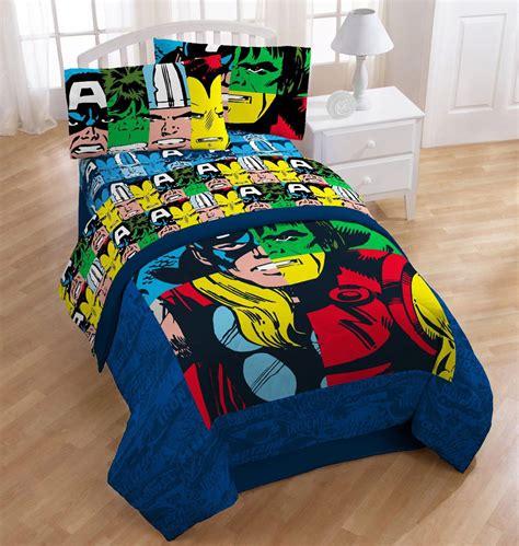 marvel bedding marvel heroes cut up comforter