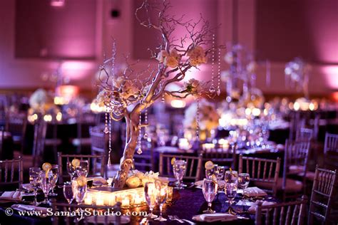 sophisticated decorations sophisticated purple wedding table decorations