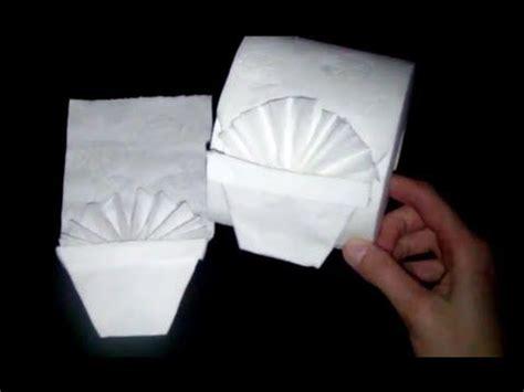 toilet paper origami flower toilegami basteln auf dem 214 rtchen tutorial 51 toilet