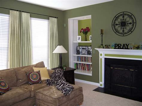 pretty paint colors for living room beautiful living room paint ideas 11 green color paint