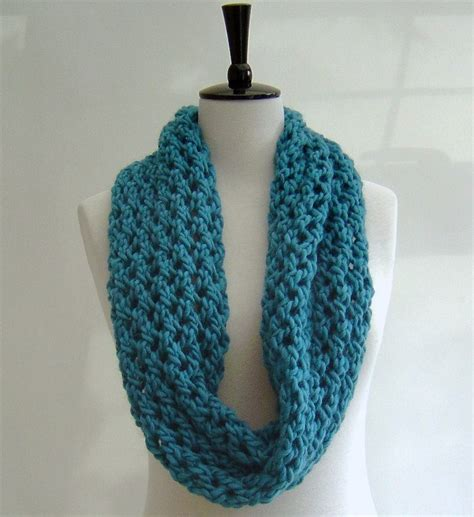 beginner knit scarf chunky knit scarf pattern a knitting