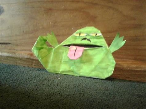 how to fold origami jabba the hutt jabba search results origami yoda page 6