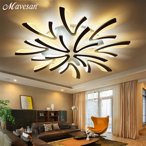 remote ceiling lights aliexpress buy remote led ceiling lights modern for