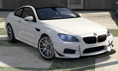 2013 Bmw M6 by 2013 Bmw M6 Coupe Gta5 Mods