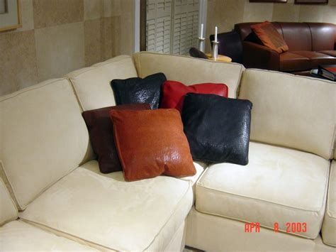 spray painting leather furniture can you spray paint leather sofa robert michael