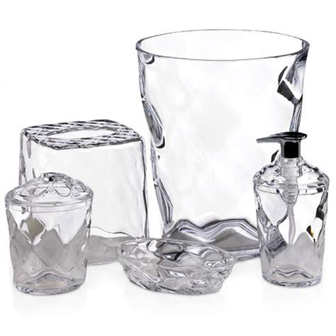 clear glass bathroom accessories glass blocks 5 clear walmart
