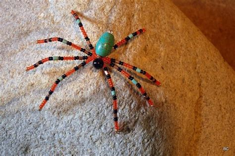 beaded spider beaded spider crafts diy projects