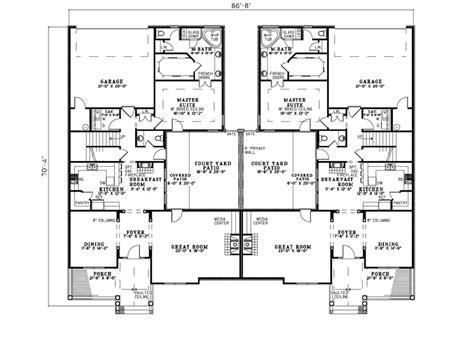 family floor plans family home plans cottage house plans