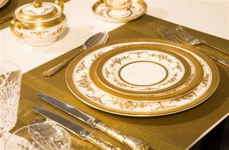 fancy place setting how to set your dining table for an dinner