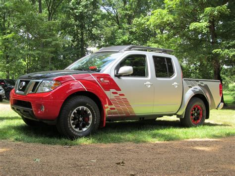 Nissan Diesel Frontier by Nissan Frontier Diesel Truck Prototype Drive Review