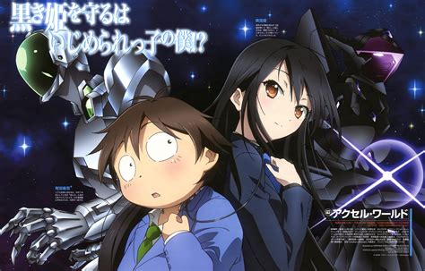 accel world accel world images