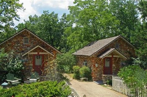 rock cottage gardens eureka springs cottages 4 and 5 picture of rock cottage gardens b b