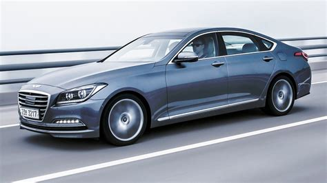 Hyundai Genesis Review by 2015 Hyundai Genesis Review Preview Drive