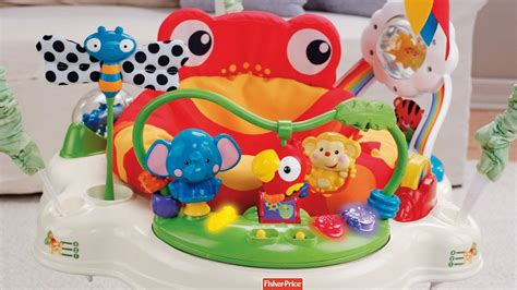 fisher price rainforest jumperoo review quot best baby